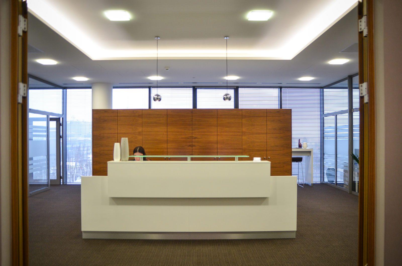 Biuro na miarę XXI wieku!